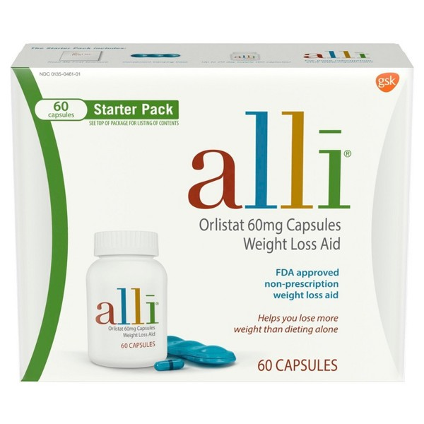 alli Weight Loss product image