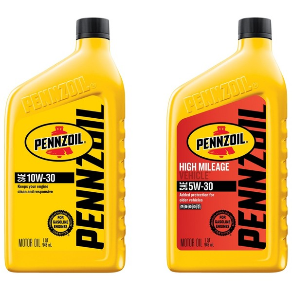 Pennzoil Motor Oil product image