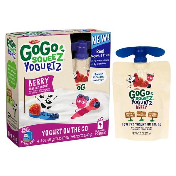 GoGo SqueeZ YogurtZ product image