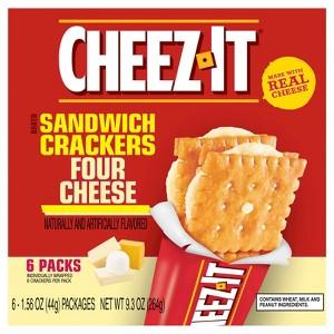 Cheez-It Sandwich Crackers