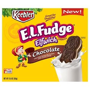 EL Fudge Chocolate Cookie