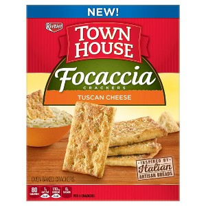 TownHouse Focaccia Tuscan Cheese