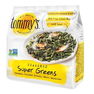 Tommy's Seasoned Vegetables
