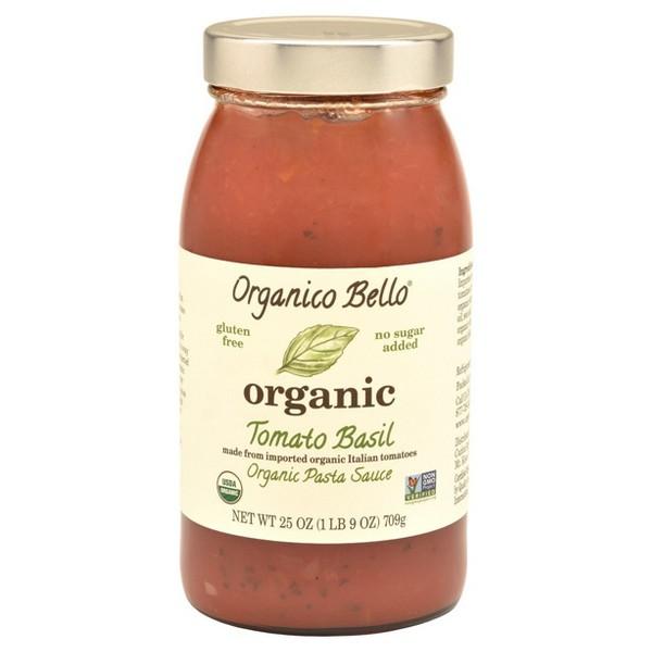 Organico Bello Pasta Sauce product image