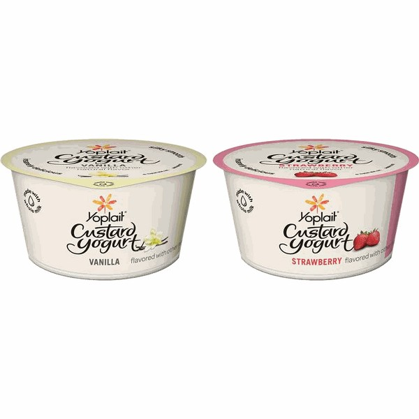 Yoplait Custard Yogurt product image