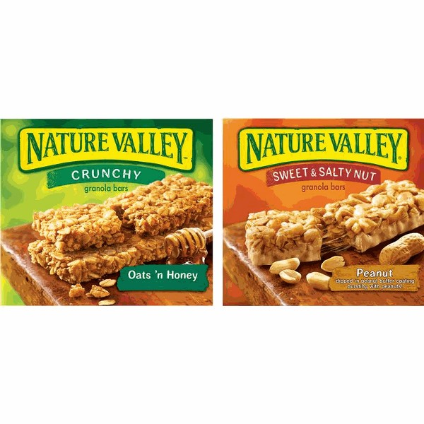Nature Valley Granola Bars product image