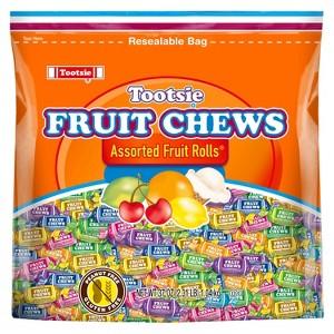 Tootsie Fruit Chews Bag