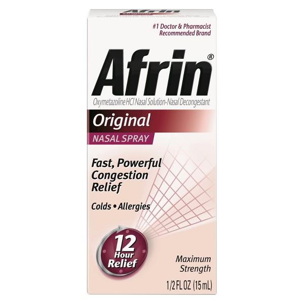 Afrin Original Nasal Spray product image
