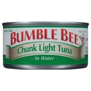 Bumble Bee Chunk Light Tuna 12oz