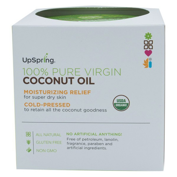 UpSpring Virgin Coconut Oil product image