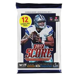 Panini NFL Score Pack
