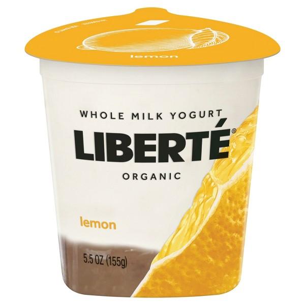 Liberte Organic Yogurt product image