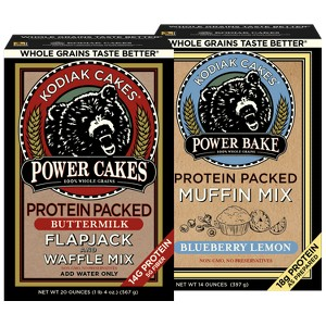 Kodiak Muffin/Pancake Boxed Mixes