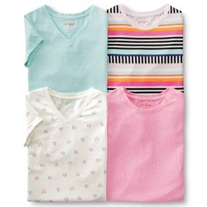 Cat & Jack Girls' Tees and Tanks