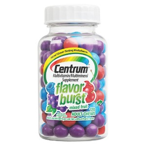 Centrum Flavor Burst Multivitamins