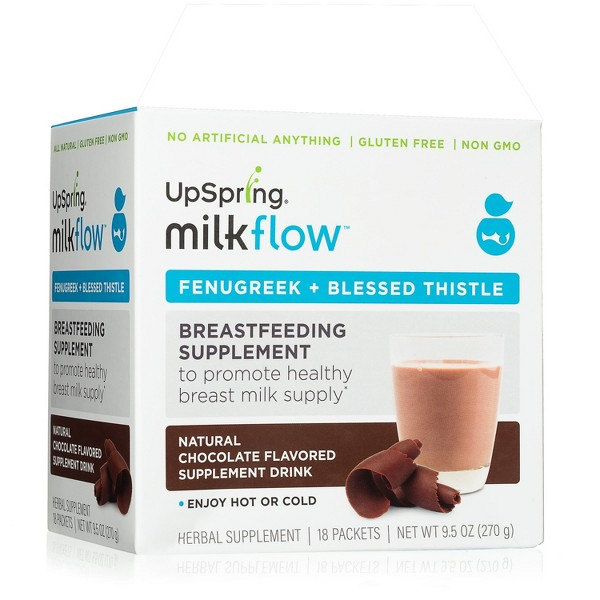 UpSpring Milkflow Chocolate product image