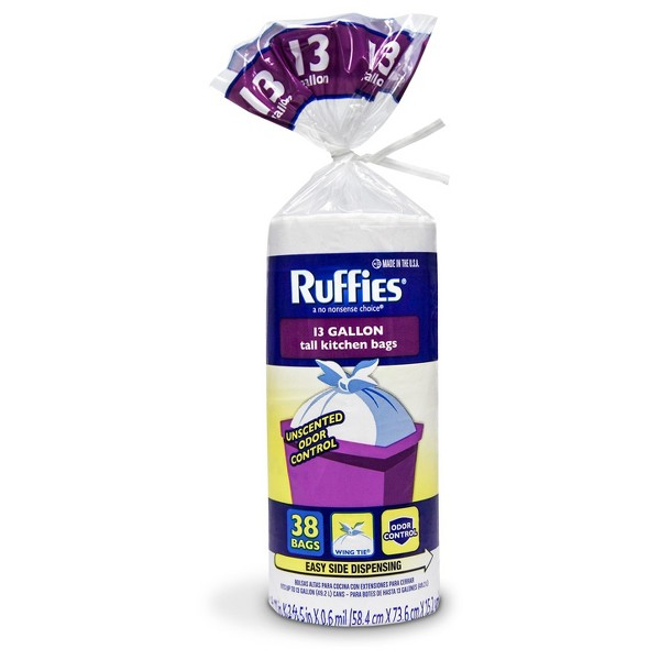 Ruffies Trash Bags product image