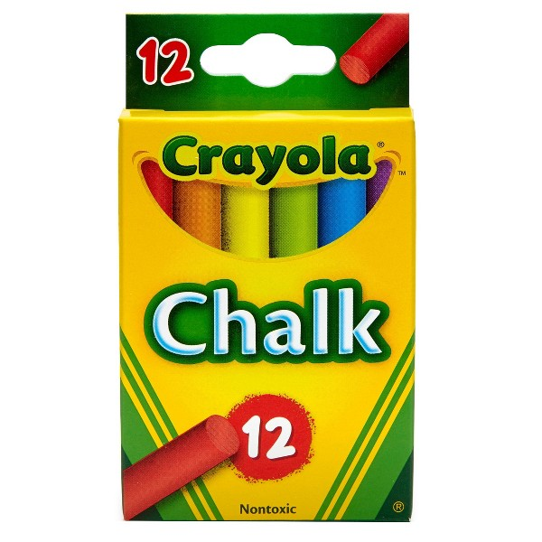 Crayola 12 ct Chalk product image