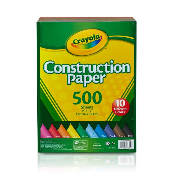 Crayola Construction Paper product image