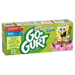 Yoplait Go Gurt Tubes