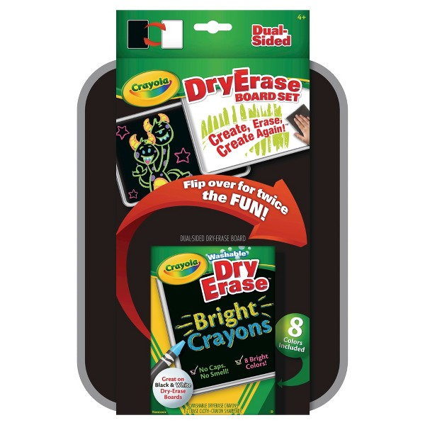Crayola Dual Sided Dry Erase Board product image