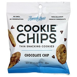 Hannah Max Cookie Chips