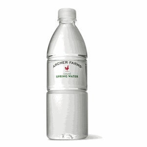 Archer Farms Spring Water