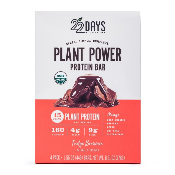 22 Days Plant Power Protein Bars product image