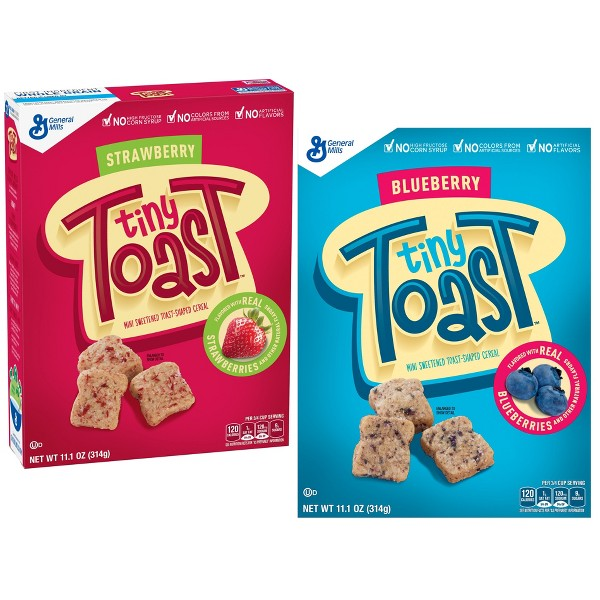 Toast Cereal product image