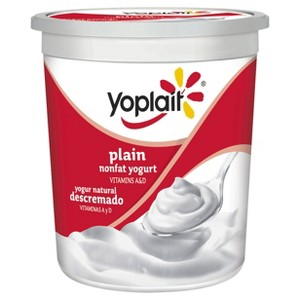 Yoplait Plain Yogurt