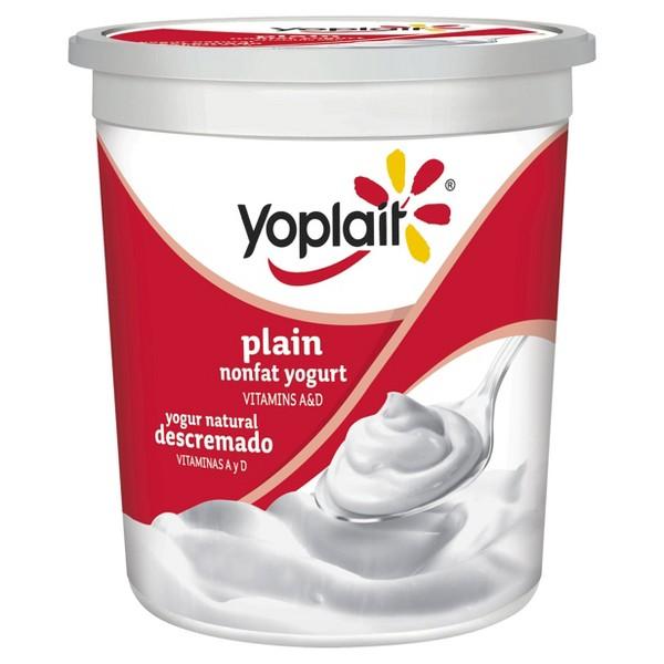 Yoplait Plain Yogurt product image
