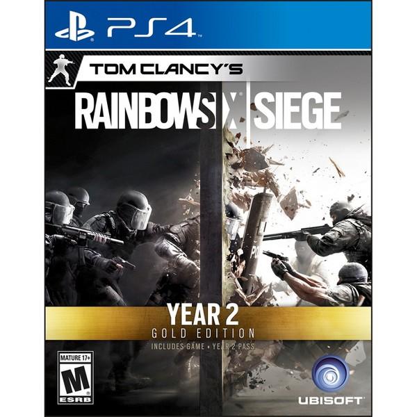 Rainbow 6 Siege Year 2 Gold product image
