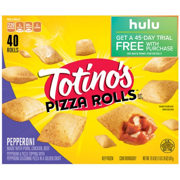 Totino's Pizza Rolls product image