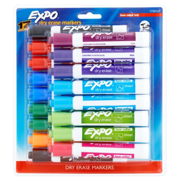 Expo Markers Chisel Markers product image
