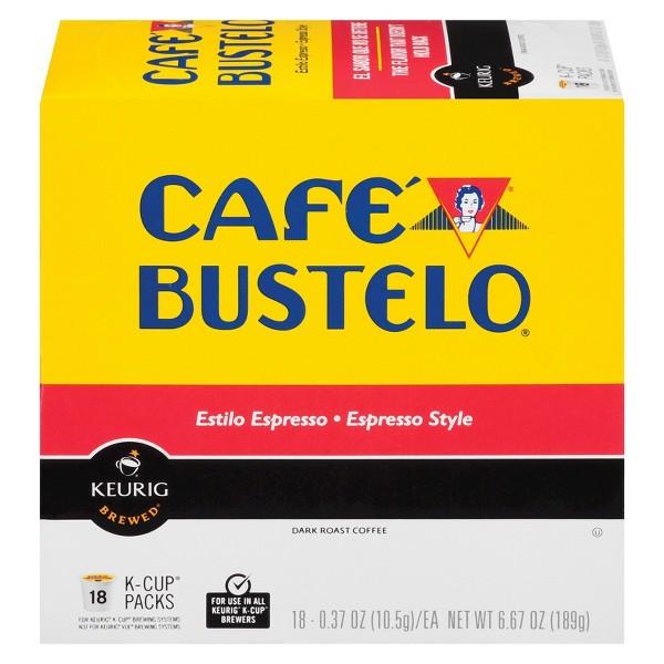 Café Bustelo K-cups product image
