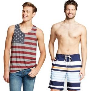 Men's Apparel, Swim & Pajamas