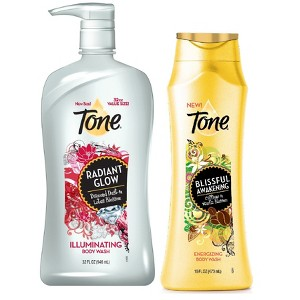 Tone Body Wash & Bar Soap