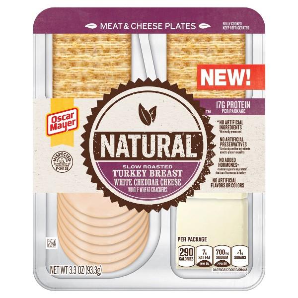 Oscar Mayer Natural Plates product image