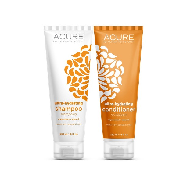 Acure Shampoo & Conditioner product image