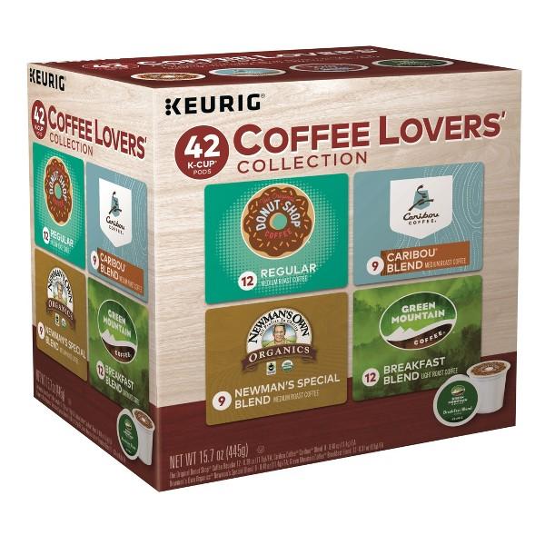 Keurig Variety Pack K-Cups product image