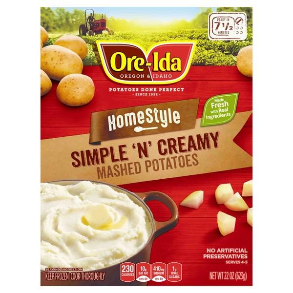 Ore-Ida Mashed Potatoes product image
