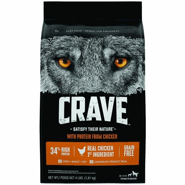 Crave Dry Dog Food product image