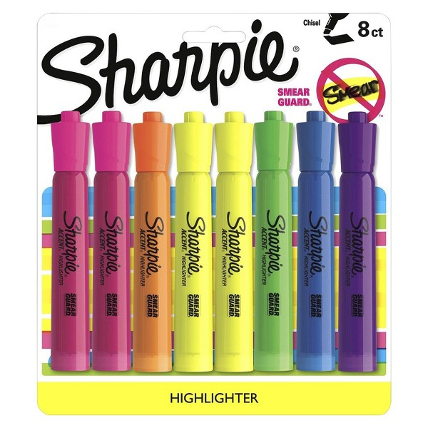 Sharpie Accent Highlighters product image