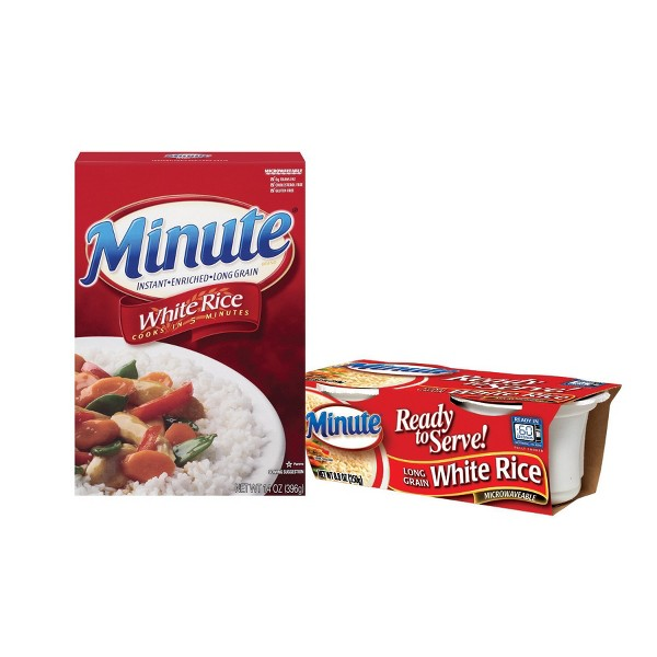 Minute Rice product image