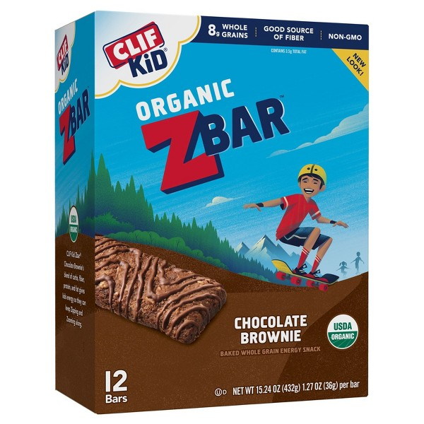 CLIF Kid Zbar Family product image