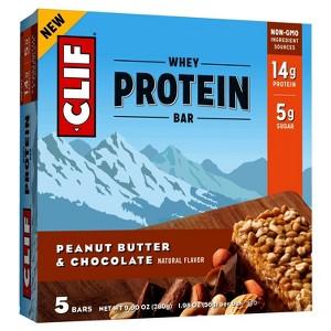 CLIF Whey Protein Bar