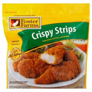 Foster Farms Frozen Cooked Chicken