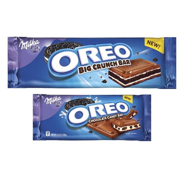 Oreo Milka Chocolate product image