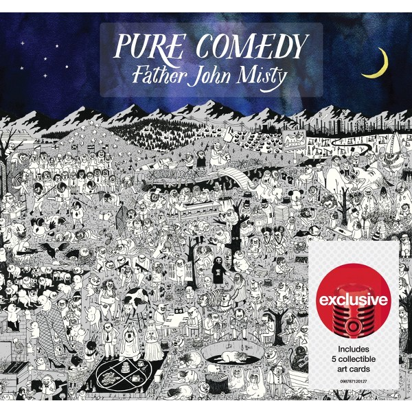 Father John Misty: Pure Comedy product image