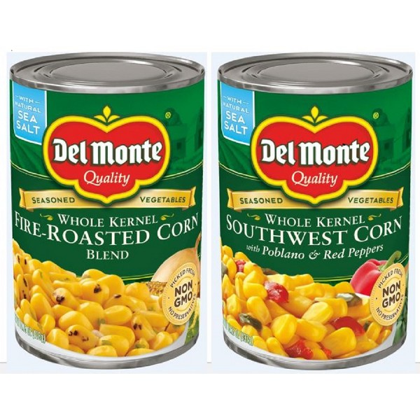 Del Monte Seasoned Vegetables product image
